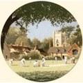 Heritage Sunday Cricket - Aida Cross Stitch Kit