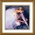 Ballerina Beauty - Dimensions Cross Stitch Kit Cross Stitch