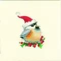 Heritage Christmas Chick - Aida Cross Stitch Kit