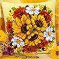 Vervaco Floral Posy Cross Stitch Kit