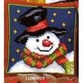 Vervaco Snowman Christmas Cross Stitch Kit