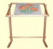 Elbesee Maxi Clip Floor Tapestry Frame 27 inches