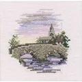 Derwentwater Designs Bridge - Evenweave Cross Stitch Kit