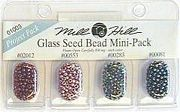 Mill Hill Seed Beads Mini Pack 3
