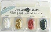 Mill Hill Seed Beads Mini Pack 6