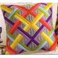Vervaco Bold Lattice Long Stitch Kit