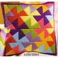 Vervaco Bold Triangles Long Stitch Kit