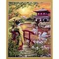 Royal Paris Fuji-Yama Tapestry Canvas