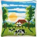 Pako Dairy farm Cross Stitch Kit