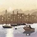 Heritage Harbour Lights - Evenweave Cross Stitch Kit