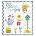 Stitching Shed Secret Garden Cross Stitch Kit