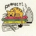 Mouseloft Perfect Cross Stitch Kit