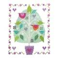 Stitching Shed Tree of Love Cross Stitch Kit