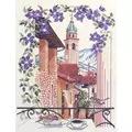 Eva Rosenstand The Balcony Cross Stitch Kit
