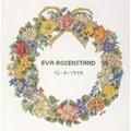 Eva Rosenstand Floral Wreath Birth Sampler Cross Stitch Kit