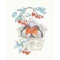 Heritage Hideaway - Evenweave Christmas Cross Stitch Kit