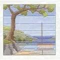 Derwentwater Designs Beach Cove Long Stitch Kit