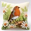 Vervaco Spring Robin Cross Stitch Kit