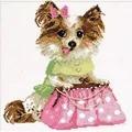 RIOLIS Chihuahua Cross Stitch Kit