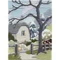Derwentwater Designs Winter Garden Long Stitch Kit