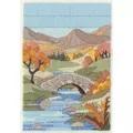 Derwentwater Designs Mountain Autumn Long Stitch Kit
