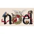 Janlynn Noel Christmas Cross Stitch Kit