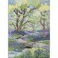 Derwentwater Designs Spring Walk Long Stitch Kit