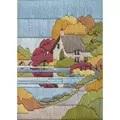 Derwentwater Designs Autumn Walk Long Stitch Kit