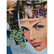 Luca-S Abstract 2 Cross Stitch Kit