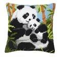 Vervaco Panda and Cub Cross Stitch Kit