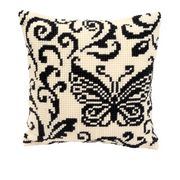 Vervaco Silhouette Butterfly Cross Stitch Kit