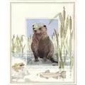 Derwentwater Designs Otter Cross Stitch Kit