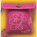 Kleiber Pink Rose Bag Small Craft Kit