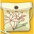Kleiber White Rose Bag Small Craft Kit