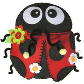 Kleiber Ladybird Felt Kit Craft Kit