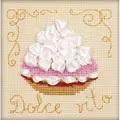 RIOLIS Cake Basket Cross Stitch Kit