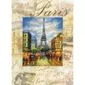 RIOLIS Paris Cross Stitch Kit