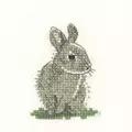 Heritage Baby Rabbit -Aida Cross Stitch Kit