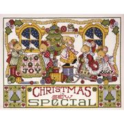 Design Works Crafts Sew Special Christmas Cross Stitch Kit