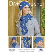 DMC Slouch Hat and Scarf