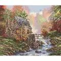 Maia Cobblestone Mill Cross Stitch Kit