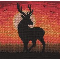 Maia Majestic Sunset Cross Stitch Kit