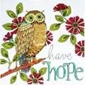 Design Works Crafts Have Hope Cross Stitch Kit