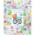 Design Works Crafts Special Delivery Sampler Birth Sampler Cross Stitch Kit