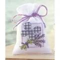 Vervaco Lavender Butterfly Bag Cross Stitch Kit