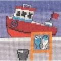 Permin The Days Catch Cross Stitch Kit