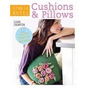 Knitting Books Simple Knits: Cushions and Pillows Book