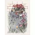 Permin Garden Birds - Evenweave Cross Stitch Kit