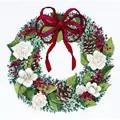 Janlynn Christmas Traditions Cross Stitch Kit