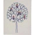 Eva Rosenstand Winter Tree Cross Stitch Kit